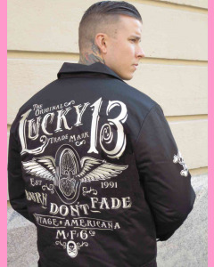 Burn, Don´t Fade Work Jacket