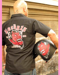 Grease, Gas & Glory Work Shirt