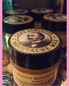 Captain Fawcett´s Moustache Wax