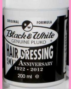 Black & White 90th Anniversary (1922-2012)  Pomade