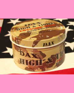 Dax High & Tight Awesome Hold Desert Camo Pomade