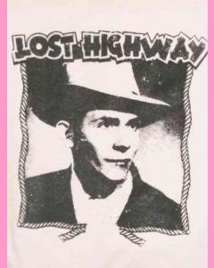 Hank Williams Lost HighwayTee