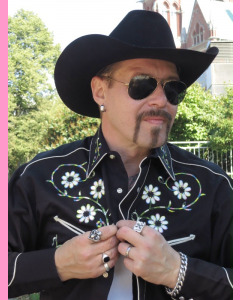 Vintage Prairie Flower Rockmount Shirt