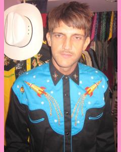 Rockmount Atomic Cowboy Shirt