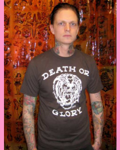Death or Glory Tee