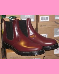 Oxblood Solovair Dealer Boot