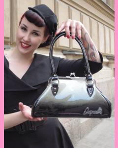 Grey Sophie purse