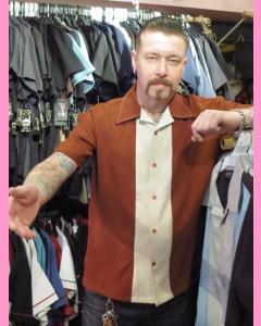 Rust Big Daddy Steady Shirt