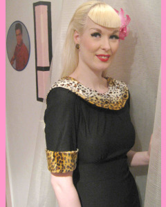 Black Blondi Dress