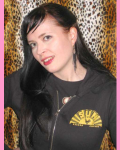 Ladies Sun Records zip Hood