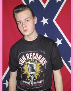 Sun Records Electric Mic Tee