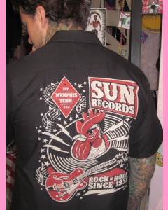Sun Record Hop Work Shirt