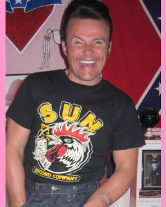 Sun Records Rooster Tee