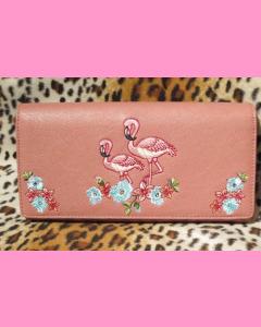 Pink Flamingo Wallet