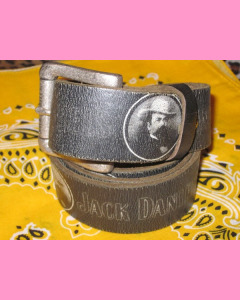Old Look Black Jack Daniels Belt