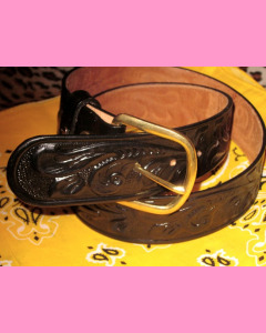 Western Leaf Belt, Black