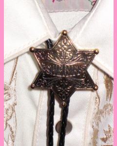 Sheriff Star Bolo