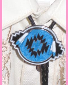 Western Bolo, Indian Shield