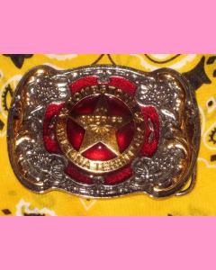 Tombstone Sheriff Belt Buckle